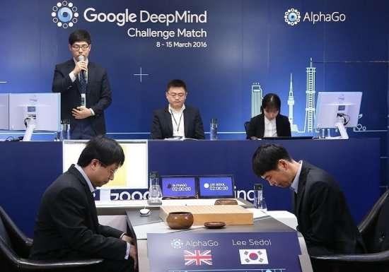 AlphaGo-Lee-Sedol-game-4-Aja-Huang-Lee-Sedol-2-550x385